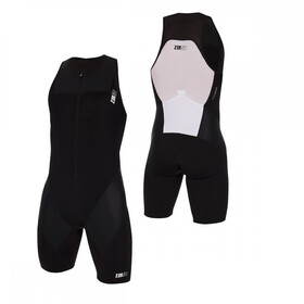 Z3R0D startTRISUIT Front Zip Men black series